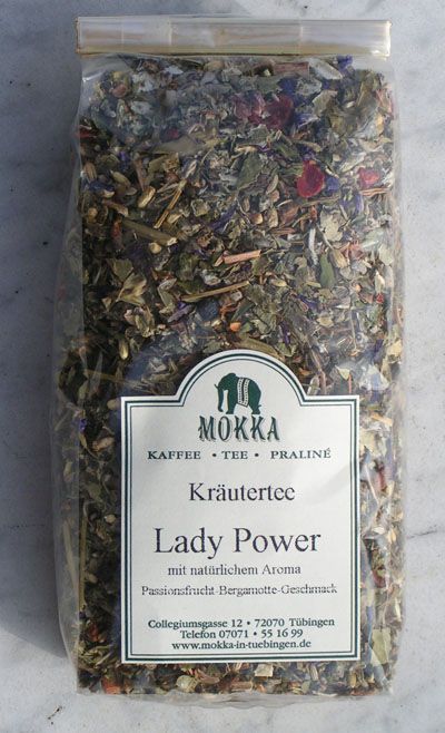 Kräutertee - Kräutertee  : Lady-Power, 100g