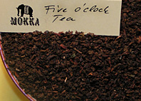 Schwarztee - English Blend  : Five o`clock Tea TGOP, 100g