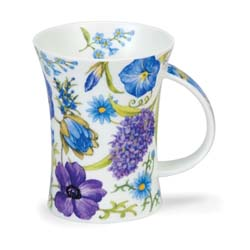 Designertassen - Dunoon - Fine Bone China  : Tasse, Richmond Sissinghirst