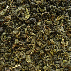 Grüntee - China  : Gunpowder, Bio-Anbau, 100g